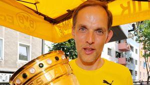 Nach Pokal-Sieg: BVB schmeißt Trainer Tuchel raus!