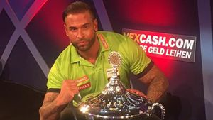 "Promi-Darts-WM: ""The Machine""-Tim Wiese wird Weltmeister!"