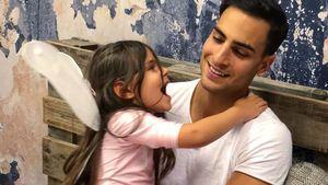 OP als Baby: Timur Ülkers Tochter wurde fast blind geboren