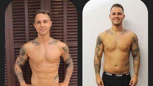 """Harte Diät: """"Love Island""""-Tobi zeigt Muskel-Transformation"""