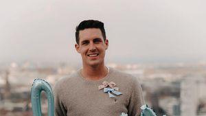 Letztes Mal ohne Sohn: Tobias Wolf feiert seinen Geburtstag