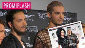 """Tokio Hotel""-Zwillinge damals & heute"