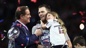 Nach Super Bowl-Sieg: Tom Brady freut sich mit seiner Family