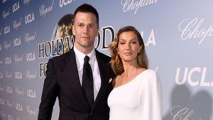 Im TV: Tom Brady macht Gisele Bündchen Liebeserklärung