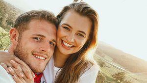 Nach Geburt: Rugby-Star Tom Burgess wird bald heiraten!