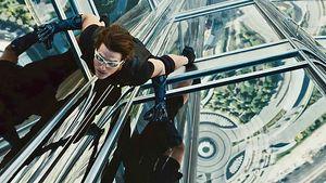Michael Nyqvist würde nie mit Tom Cruise tauschen