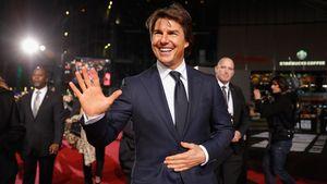 Tom Cruise auf dem Red Carpet in Berlin