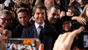 Tom Cruise in Berlin