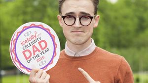 Überraschung! McFly-Tom Fletcher ist der beste Papa Englands