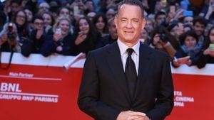 Wahlkampf-Mini-Serie: Teilt Tom Hanks so gegen Trump aus?