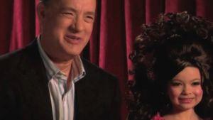 "Tom Hanks zeigt ""Tochter"" bei ""Toddler & Tiaras"""