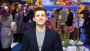 "Cool? ""Spider-Man""-Star Tom Holland gibt Interview ohne Hose"