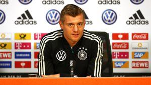 Nur noch im Jogger unterwegs: Toni Kroos spürt den Lockdown