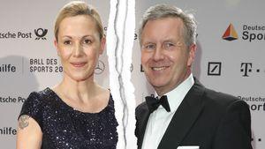Liebes-Aus: Bettina und Christian Wulff sind wieder getrennt