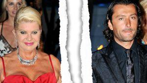 """""""Will frei sein"""": Trump-Ex Ivana trennt sich von ihrem Mann"""
