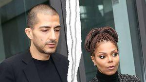 Kurz nach Geburt: Janet Jackson & ihr Wissam schon getrennt?