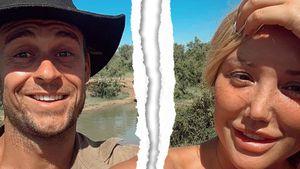 Charlotte Crosbys UK-Dschungelcamp-Liebe ist wieder vorbei