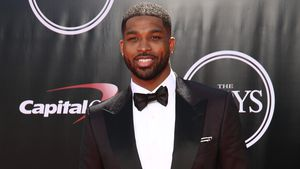 Tristan Thompson bei den Espy-Awards in L.A. 2016