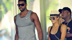 Tristan Thompson und Khloe Kardashian in Bal Harbor