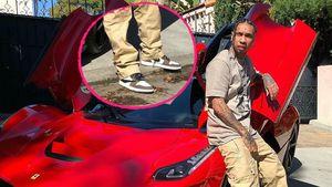 Seitenhieb? Kylie-Jenner-Ex Tyga trägt Travis Scotts Sneaker