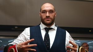 Drogen im Urin? Boxer Tyson Fury positiv auf Kokain getestet