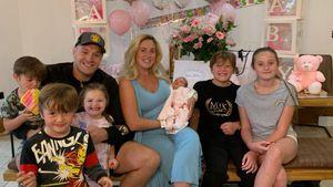 Nach Intensivstation: Tyson Furys Baby ist endlich zu Hause