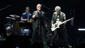 U2-Bono trauert um verstorbenen Tourmanager Dennis Sheehan