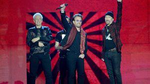 Nach Paris-Drama: Foo Fighters & U2 sagen Europa-Konzerte ab