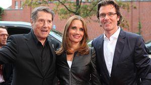 Udo Jürgens, Jenny Jürgens und John Jürgens
