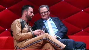 Michael Wendler und Ulli Potofski