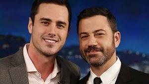 Jimmy Kimmel und Ben Higgins