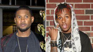 Mehrere Schüsse: Usher & Rich The Kids Entourage überfallen