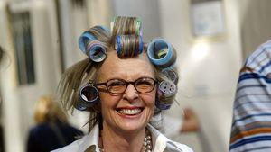 Diane Keaton beweist Mut zur Hässlichkeit!