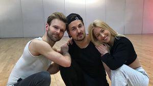 """Vor """"Let's Dance""""-Trio-Tanz: Kathrin teilt emotionalen Post"""
