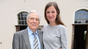 Film-Star Alexandra Maria Lara trauert: Ihr Vater ist tot!