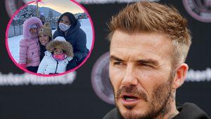 David Beckham schickt Kobes (†) Kids emotionale Nachricht