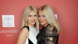 So ähnlich sehen sich Diana Herold und ihre Tochter Vanessa!
