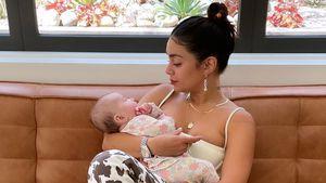 Endlich! Vanessa Hudgens kuschelt mit Ashley Tisdales Baby