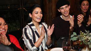 7 Jahre verliebt! Vanessa Hudgens turtelt süß auf Red Carpet