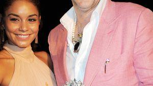 Vanessa Hudgens und Nicolas Cage