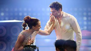 "Vanessa Mai und Christian Polanc bei ""Let's Dance"" 2017"