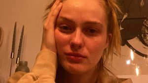 """""""Ich kann nicht mehr"""": Model Vanessa Tamkan weint im Netz"""