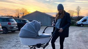 Ex-GNTM-Star Vanessa Tamkan ist erstmals Mutter geworden