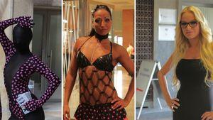 Netzstrümpfe & nackte Haut: So sexy ist die Venus
