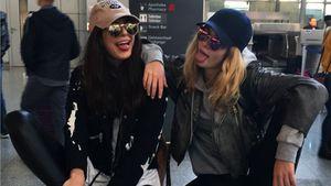 """GNTM-Zoe & Victoria: """"Manchmal gehen wir uns auf die Nerven"""""""