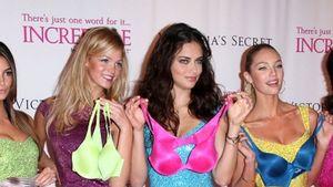 So tragen die sexy Engel jetzt ihre BHs!