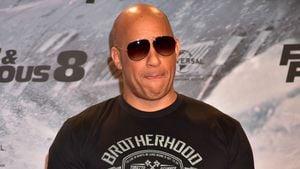 """Vin Diesel auf der """"Fast & Furious 8""""-Premiere in Berlin"""