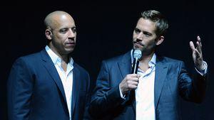 Vin Diesel und Paul Walker bei der ComicCon 2013