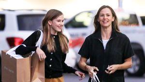 Wie ihr Ebenbild: So hübsch ist Jennifer Garners Tochter