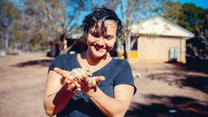Ausgeflirtet! Australien-Bäuerin Viv schickt Rüdiger heim